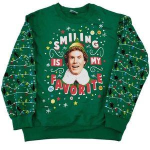 NEW Elf - Green Christmas Sweater